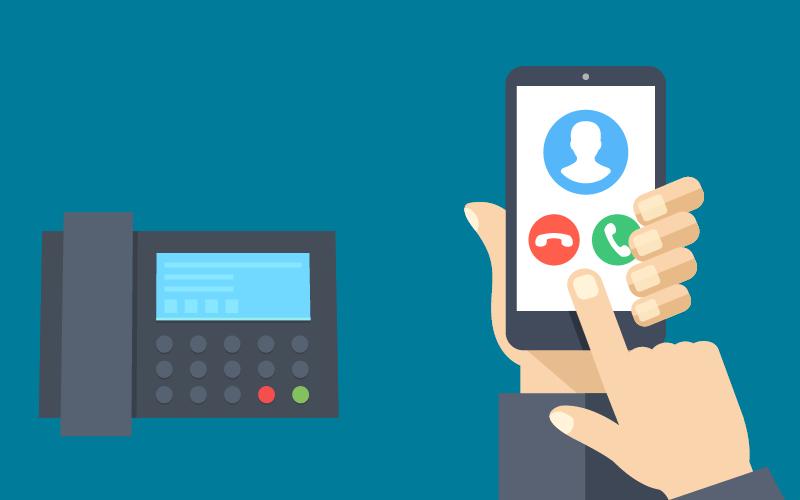 Handy als Festnetztelefon nutzen